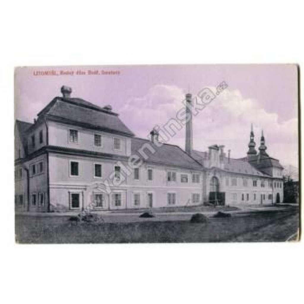 Litomyšl, Svitavy továrna pivovar