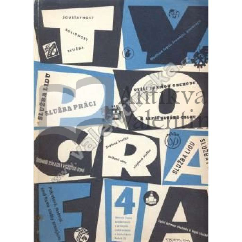 Typografie, ročník 53