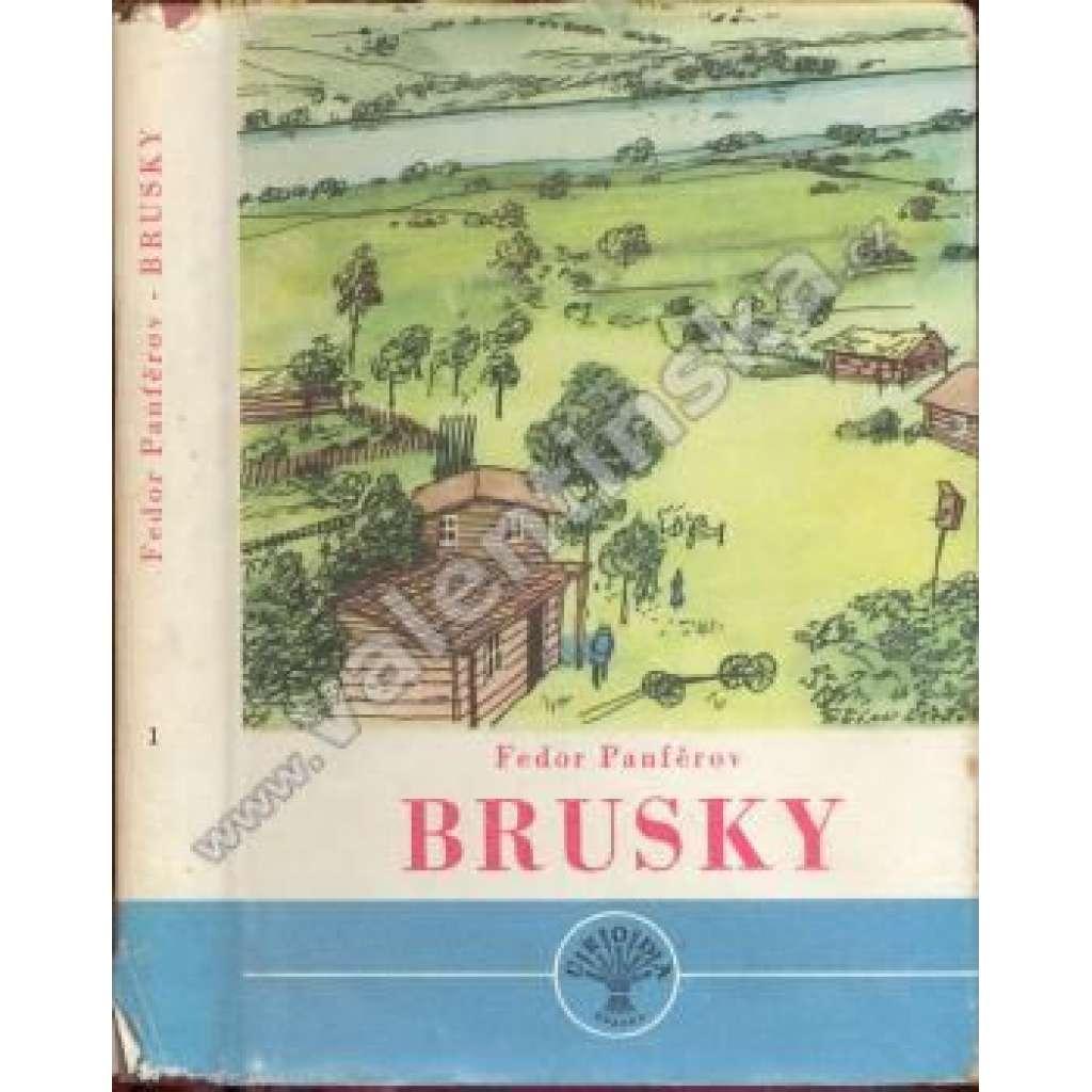 Brusky - 4 svazky