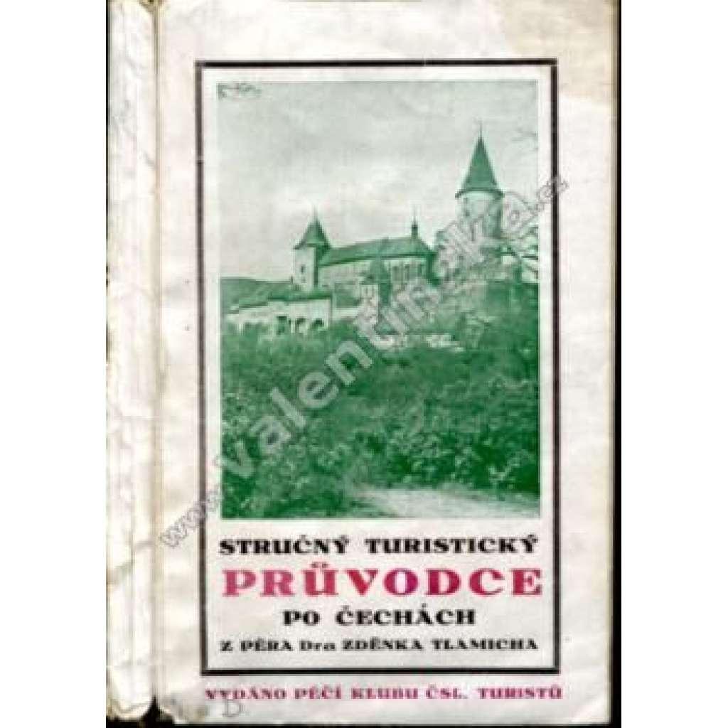 Stručný turistický průvodce po Čechách