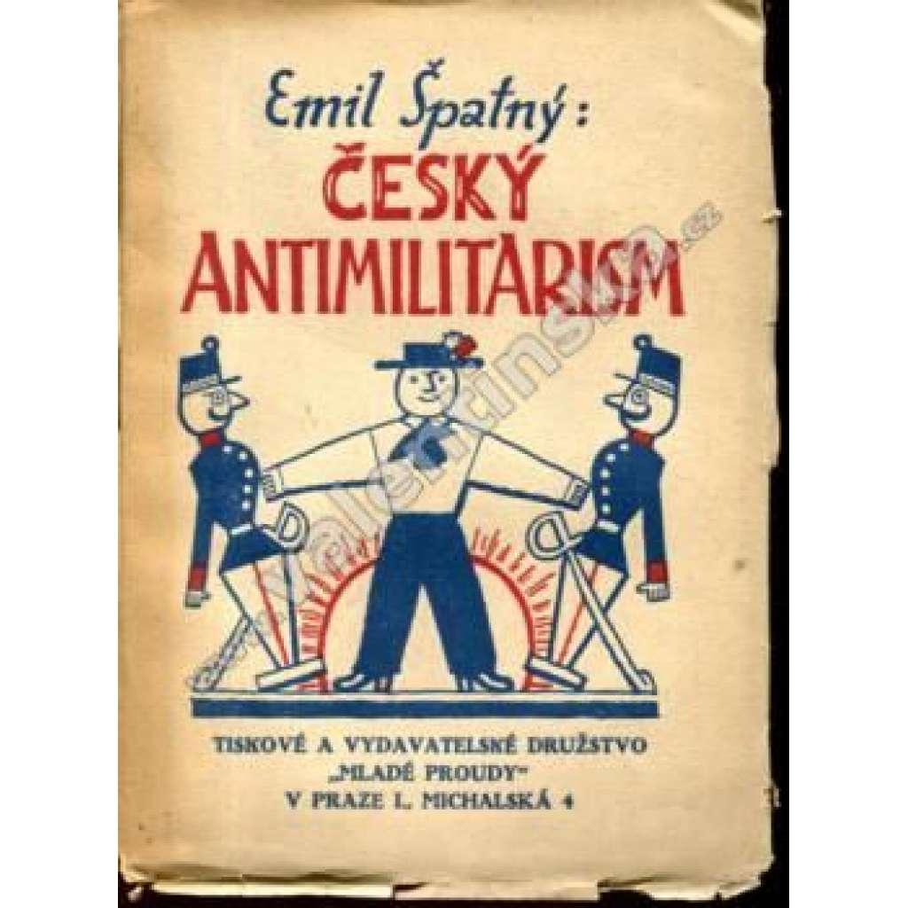 Český antimilitarism