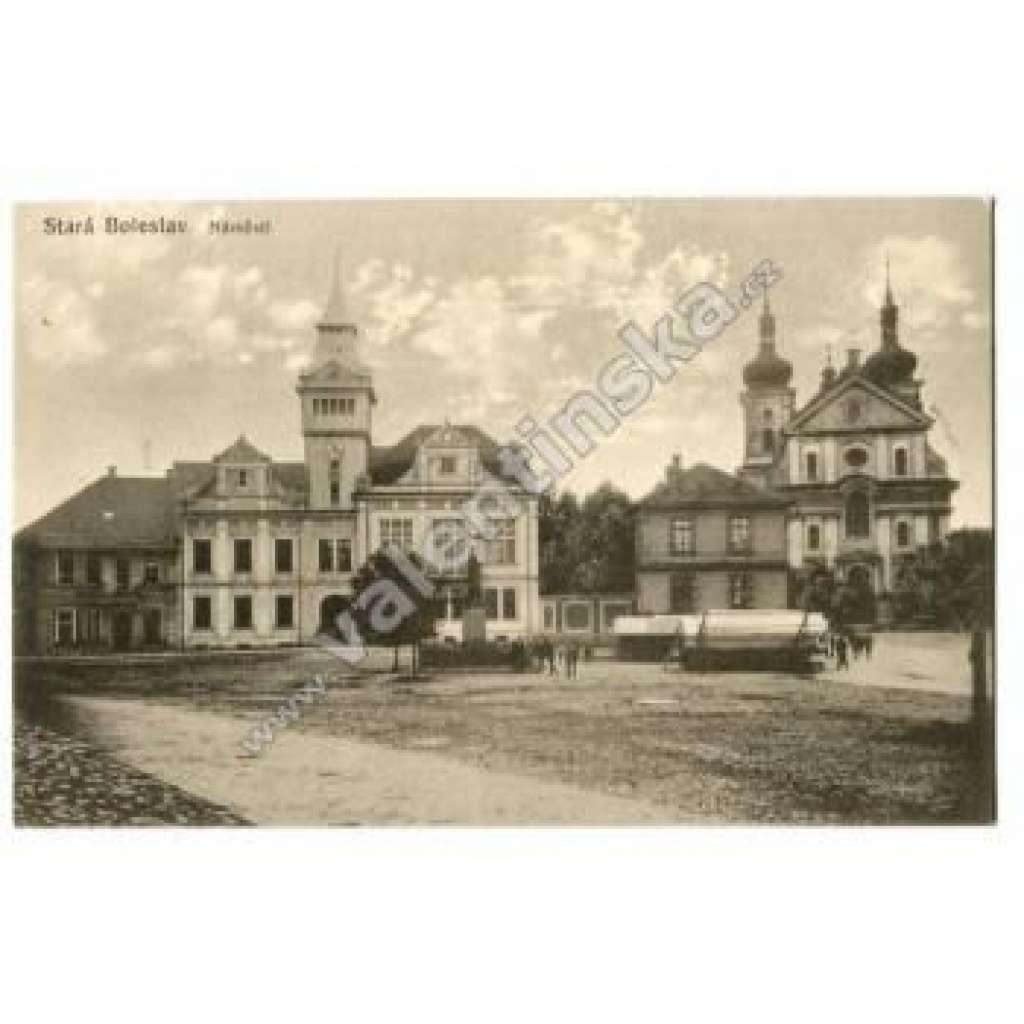Stará Boleslav, Praha-východ,,