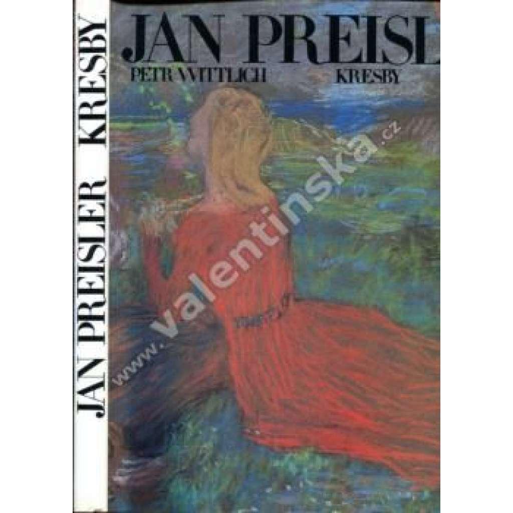 Jan Preisler, kresby