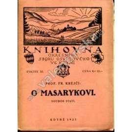O Masarykovi