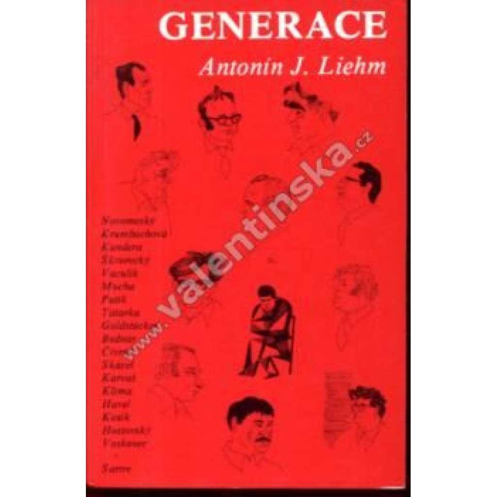 Generace (exilové vydání)