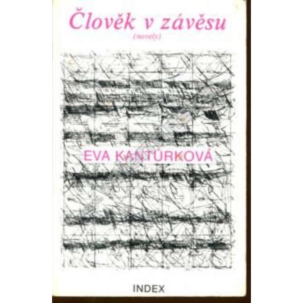Člověk v závěsu (exilové vydání, Index)