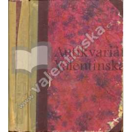 Sbírka vzorců podání. Pro advokáty v řízení sporném, exekučním, trestním (1930)