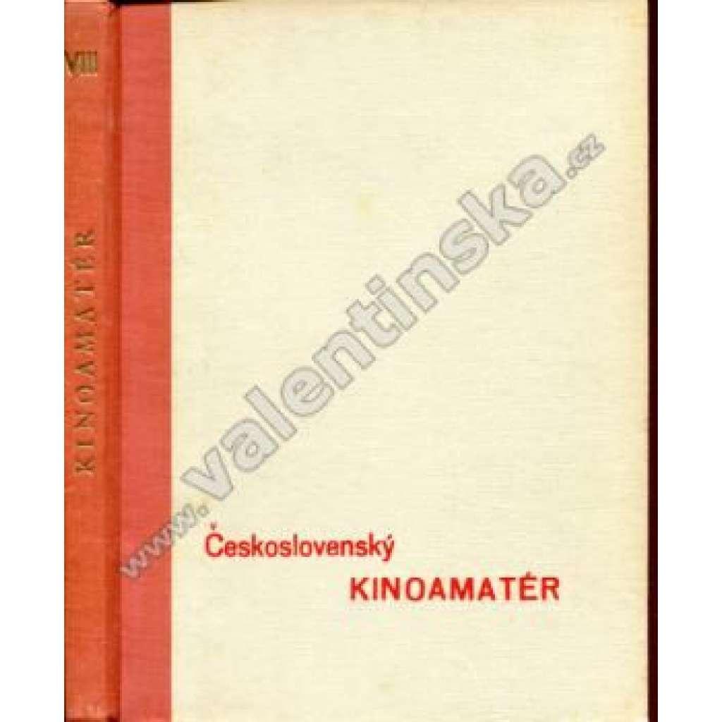Československý kinoamatér, r. VIII. (1943)