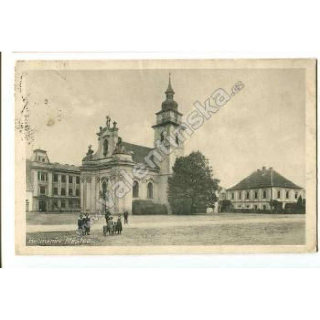 Heřmanův Městec, Pardubice