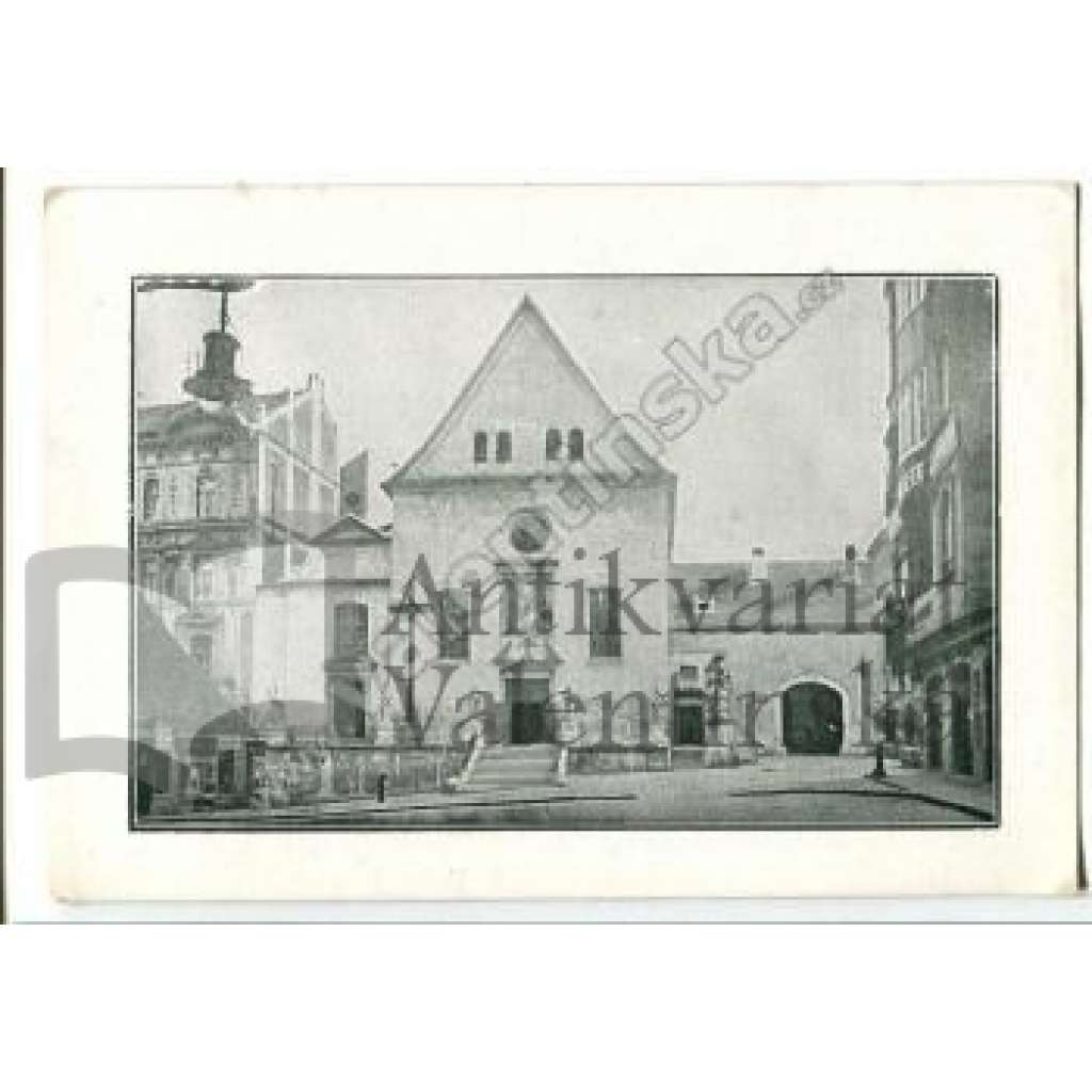 Brno Kapucínský klášter