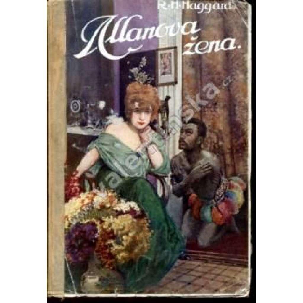 Allanova žena