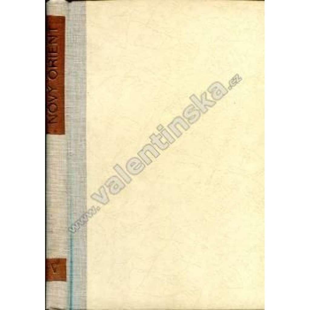 Nový Orient, roč. V. (1949-50)