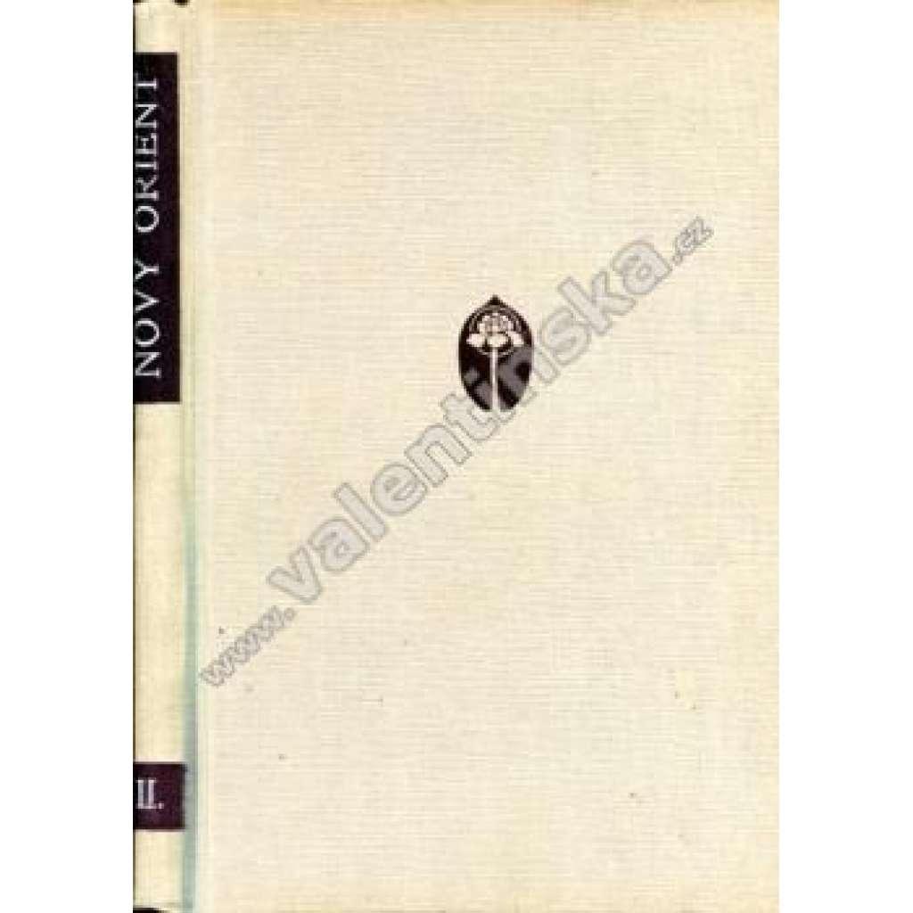 Nový Orient, roč. II. (1947)