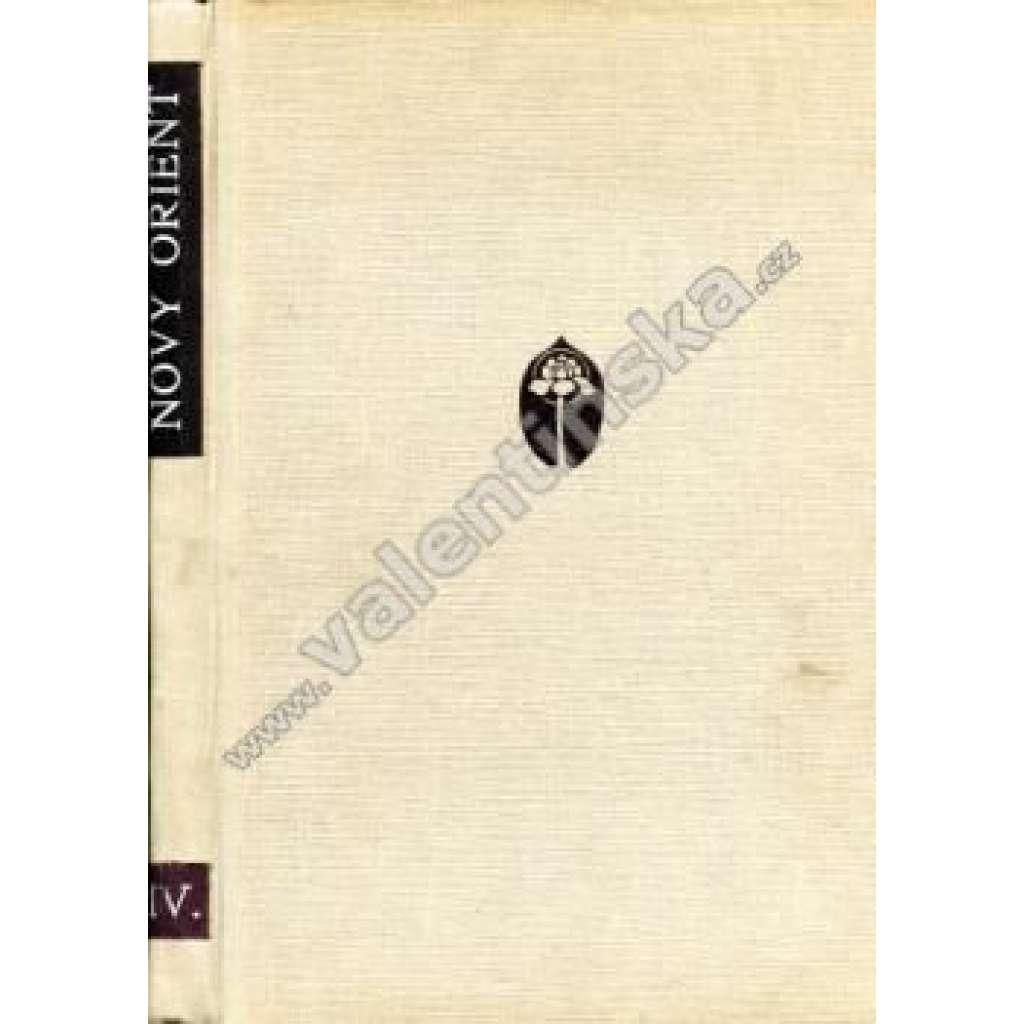 Nový Orient, roč. IV. (1949)