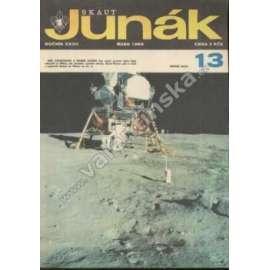 časopis Junák, č. 13, ročník 32. (1969)