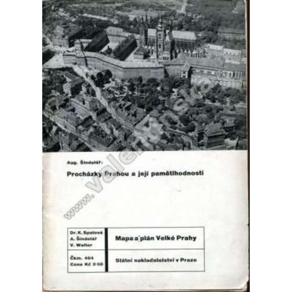 Procházky Prahou a její pamětihodnosti