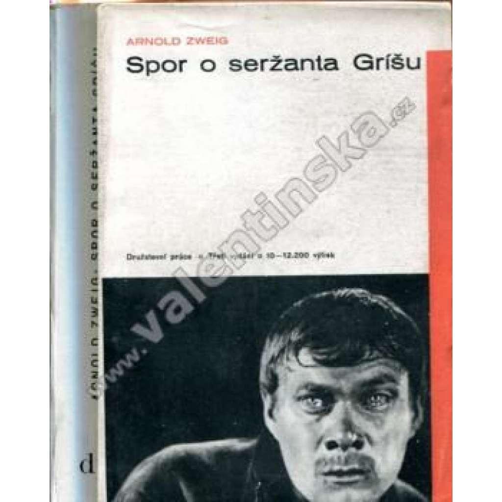 Spor o seržanta Gríšu - 3. vydání