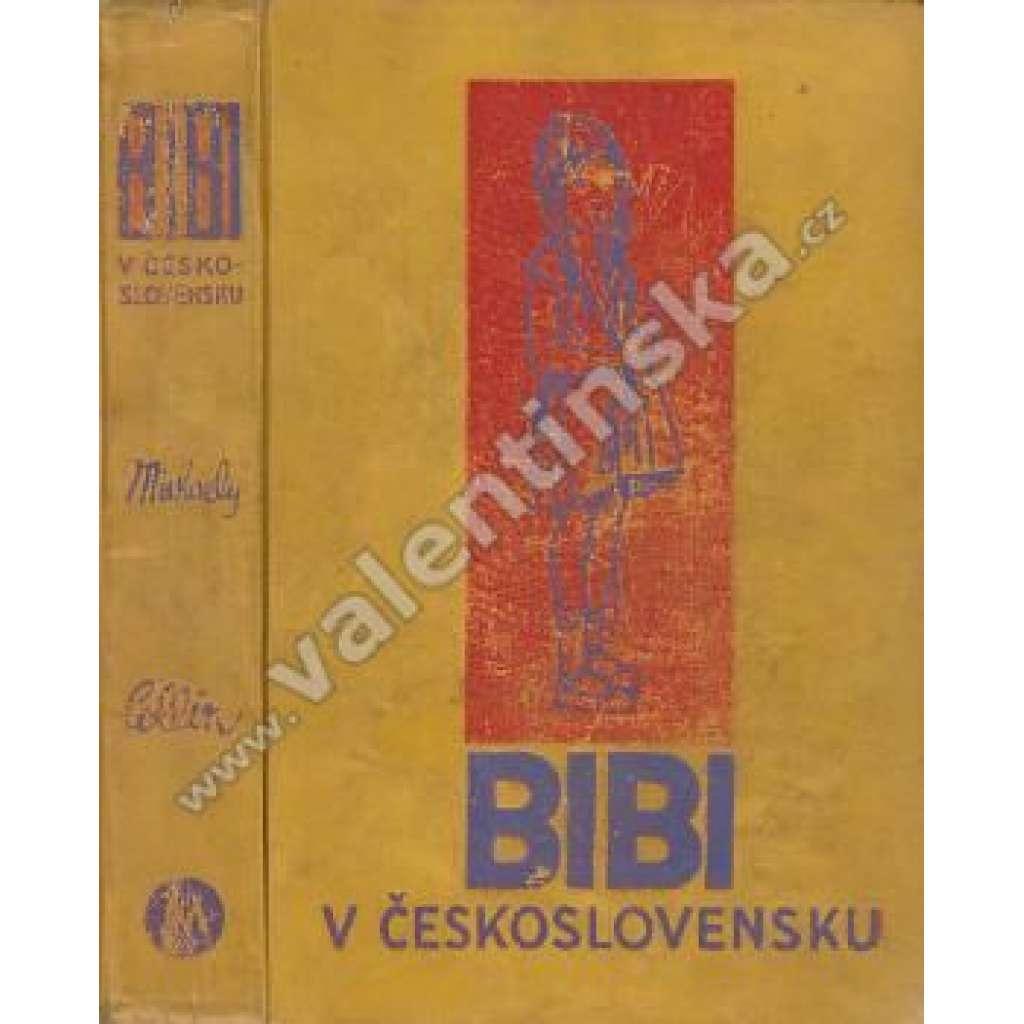Bibi v Československu