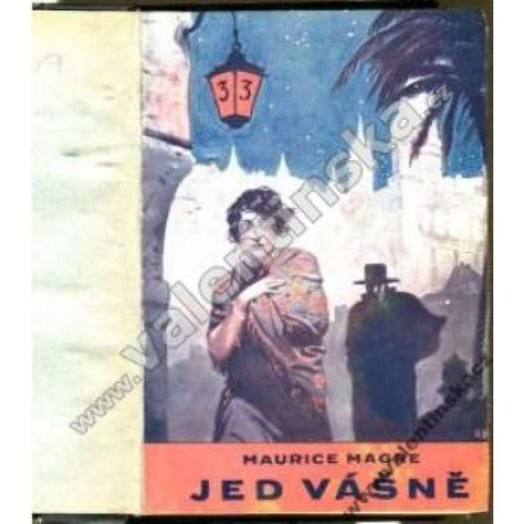 Jed vášně: román