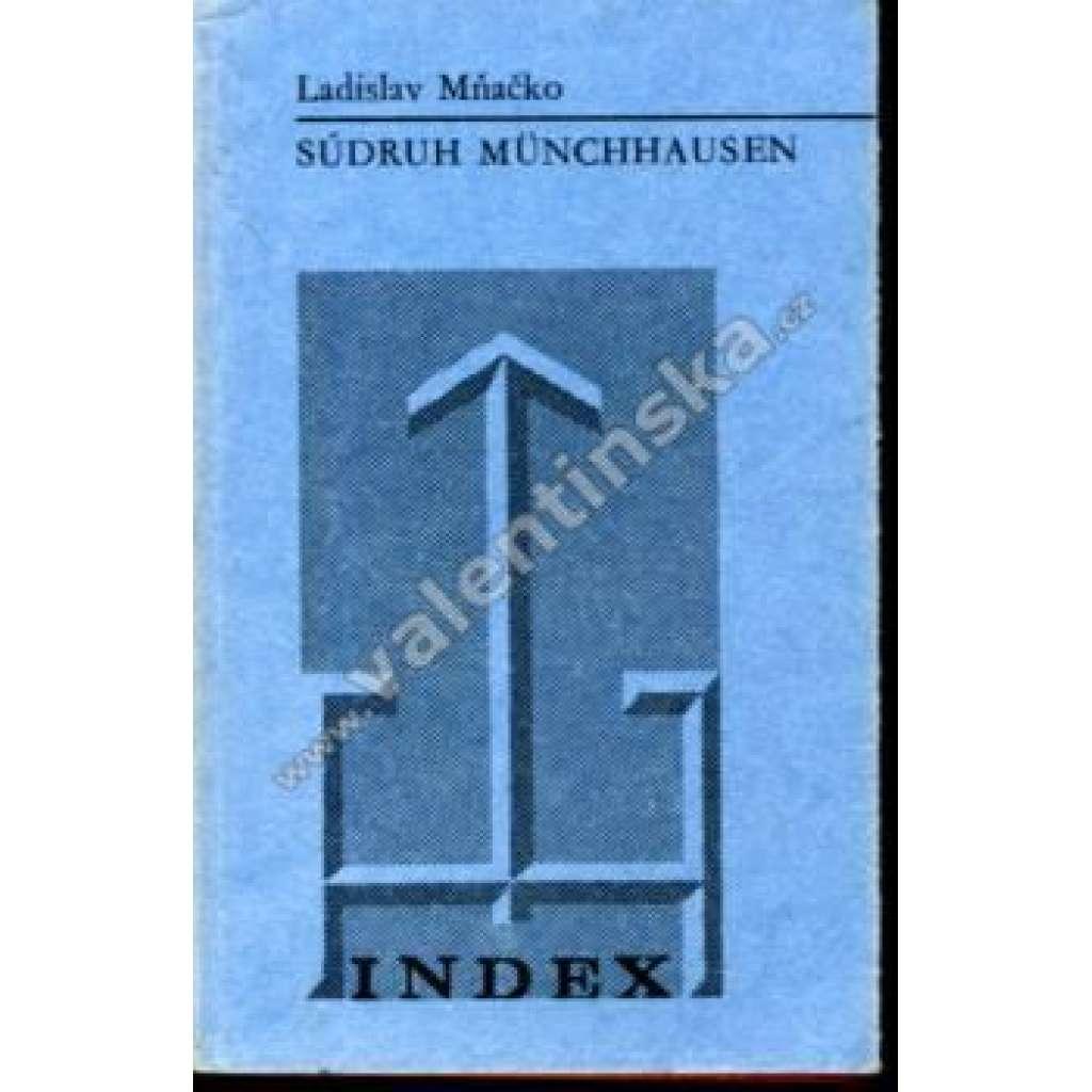 Súdruh Münchhausen (Index, exilové vydání)