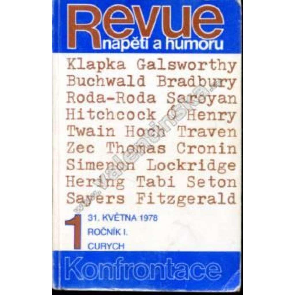 Revue napětí a humoru, 1/I, 1987 (exil)