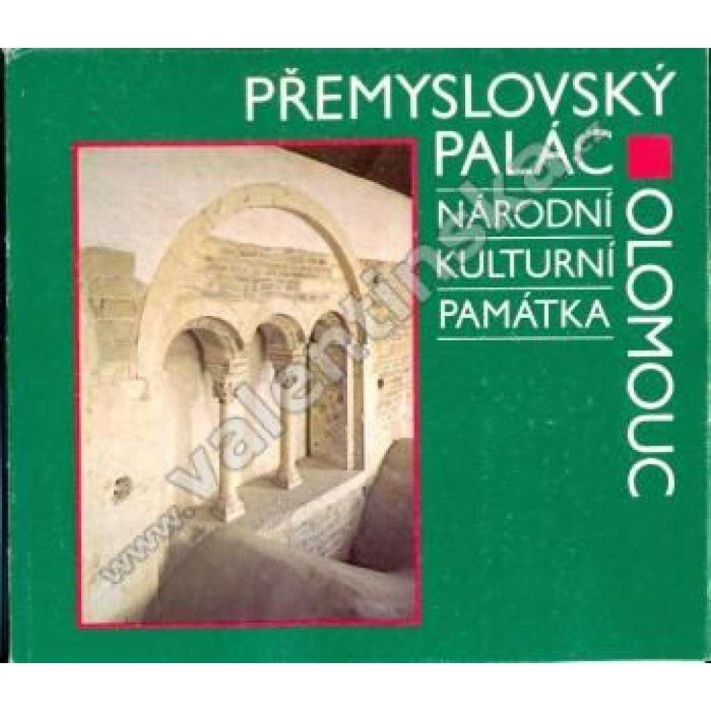 Přemyslovský palác Olomouc - katalog expozice