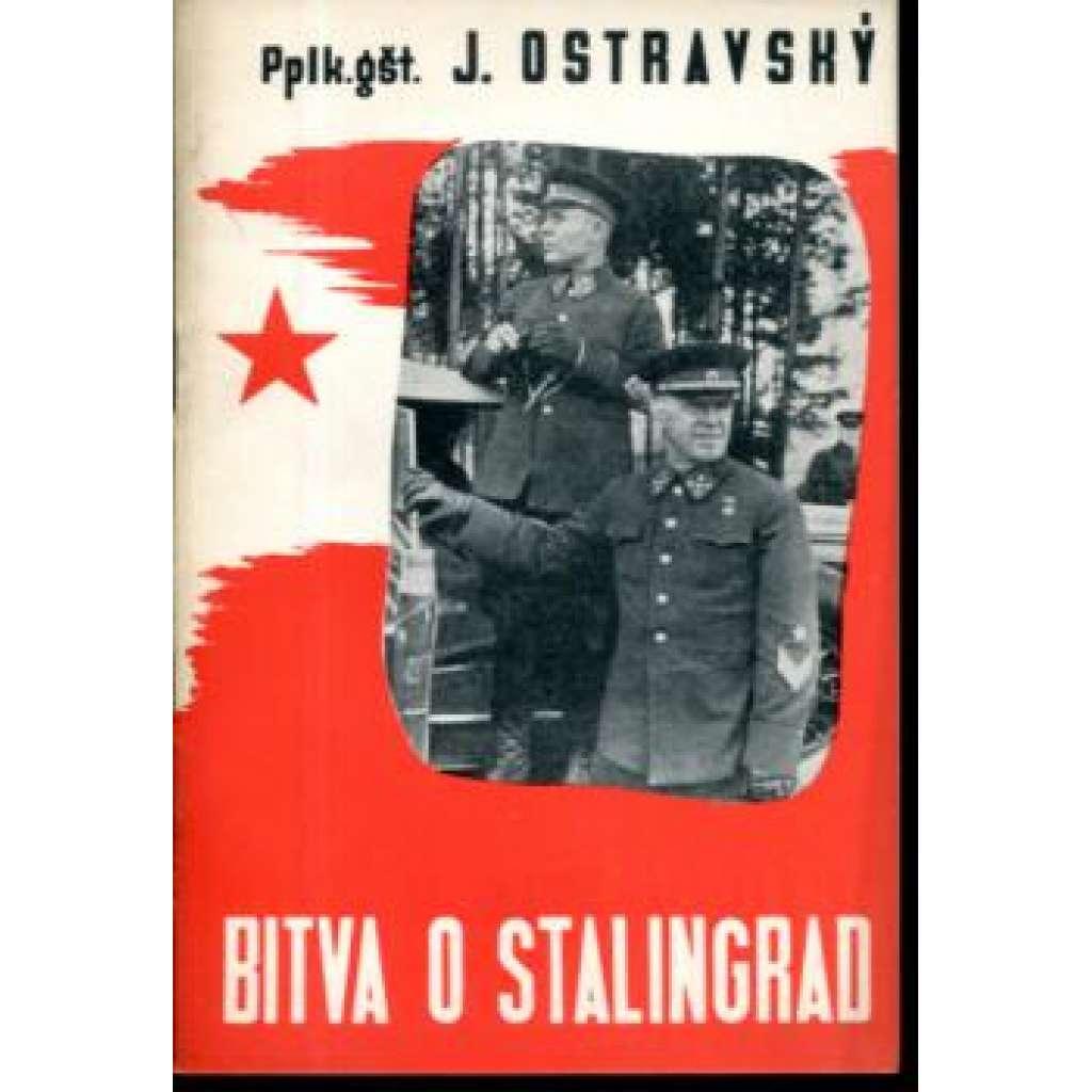 Bitva o Stalingrad (exilové vydání)