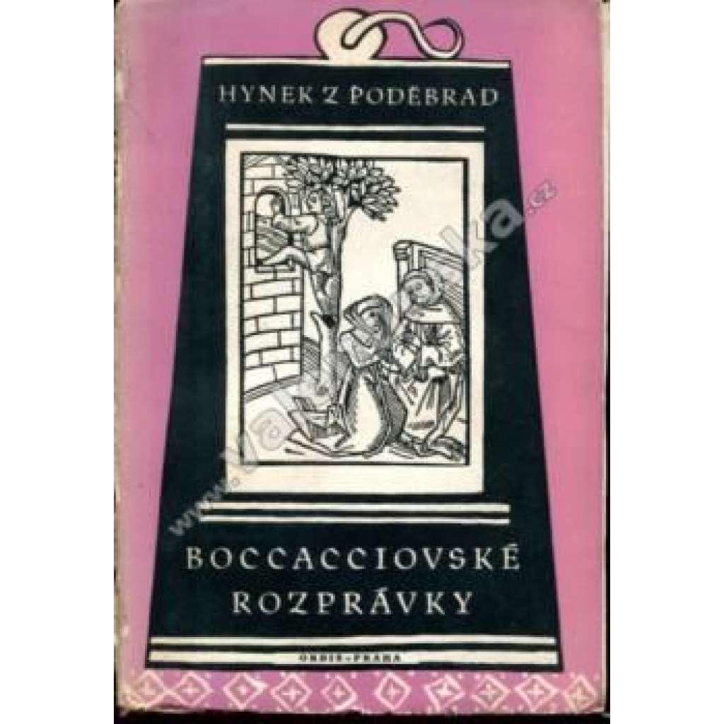 Boccacciovské rozprávky
