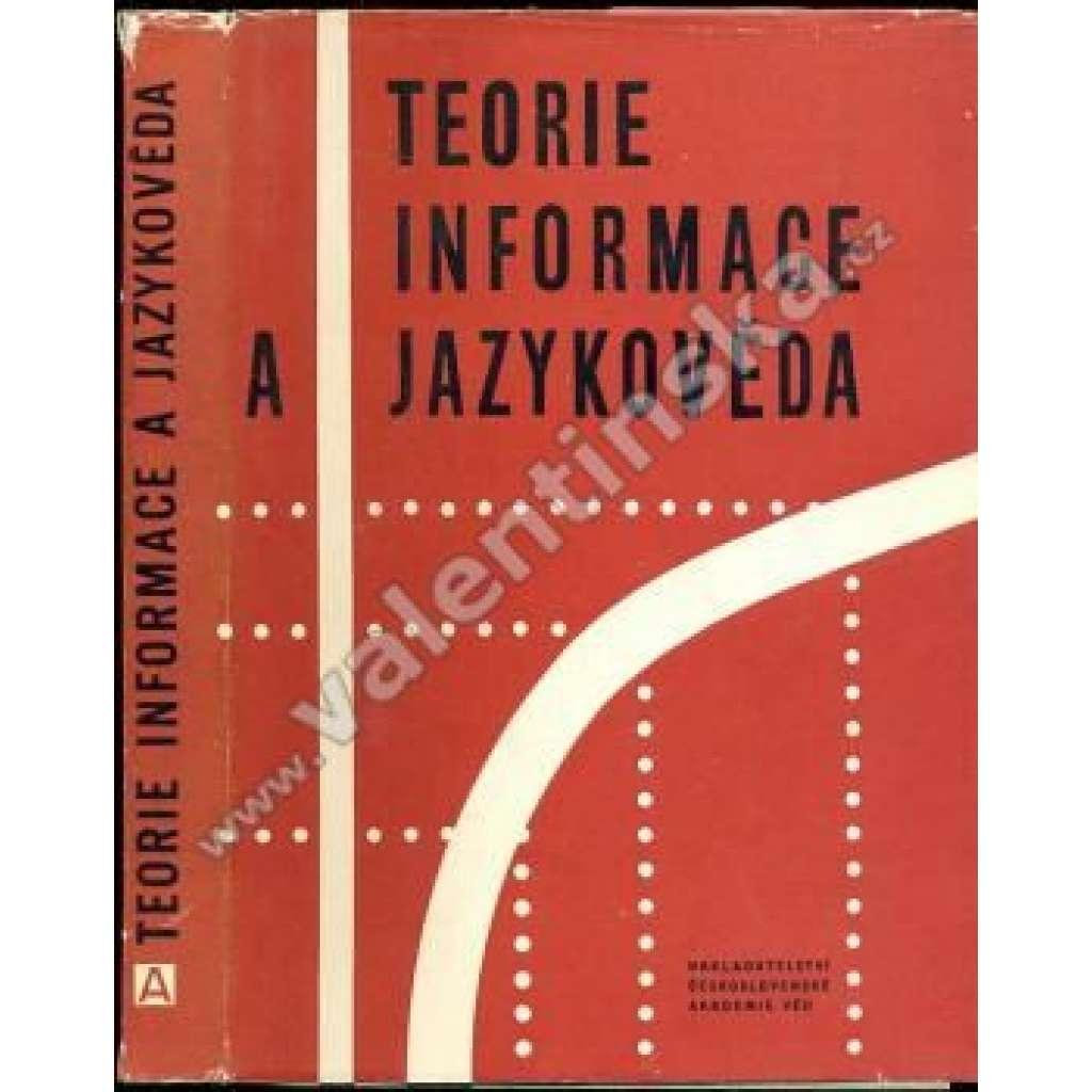 Teorie informace a jazykověda
