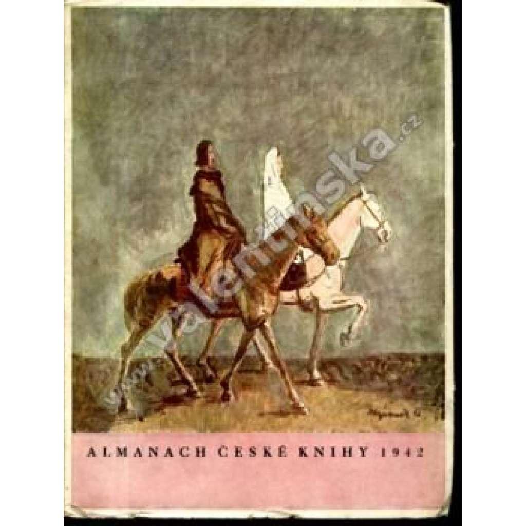 Almanach české knihy, 1942