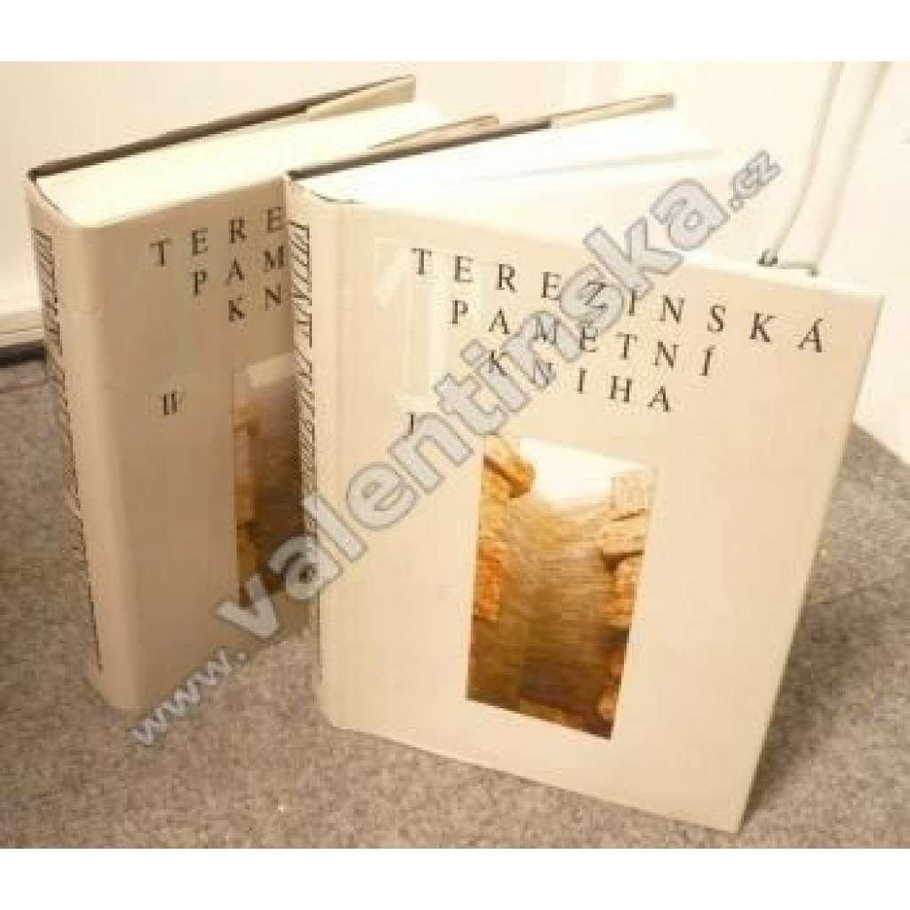 Terezínská pamětní kniha, 2 svazky