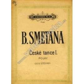 České tance I. Polky