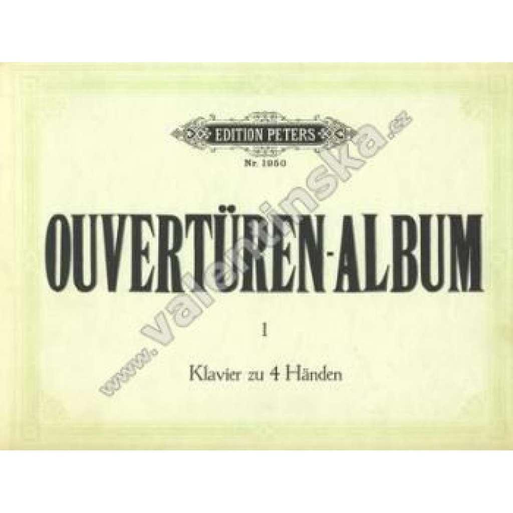 Ouverturen-Album I.