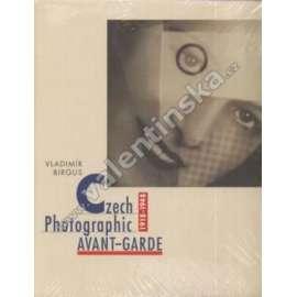 Czech Photographic Avant-garde 1918-1948 English