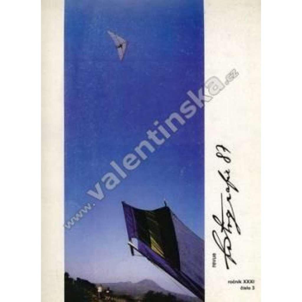 Revue Fotografie 87. Ročník XXXI. Číslo 3.