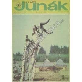 časopis Junák, č. 1, ročník 32. (1969)