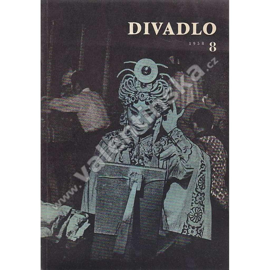 Divadlo - říjen/1958