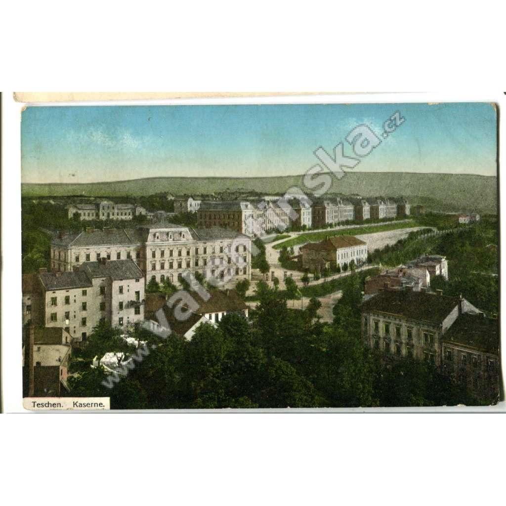 Český Těšín kasárna