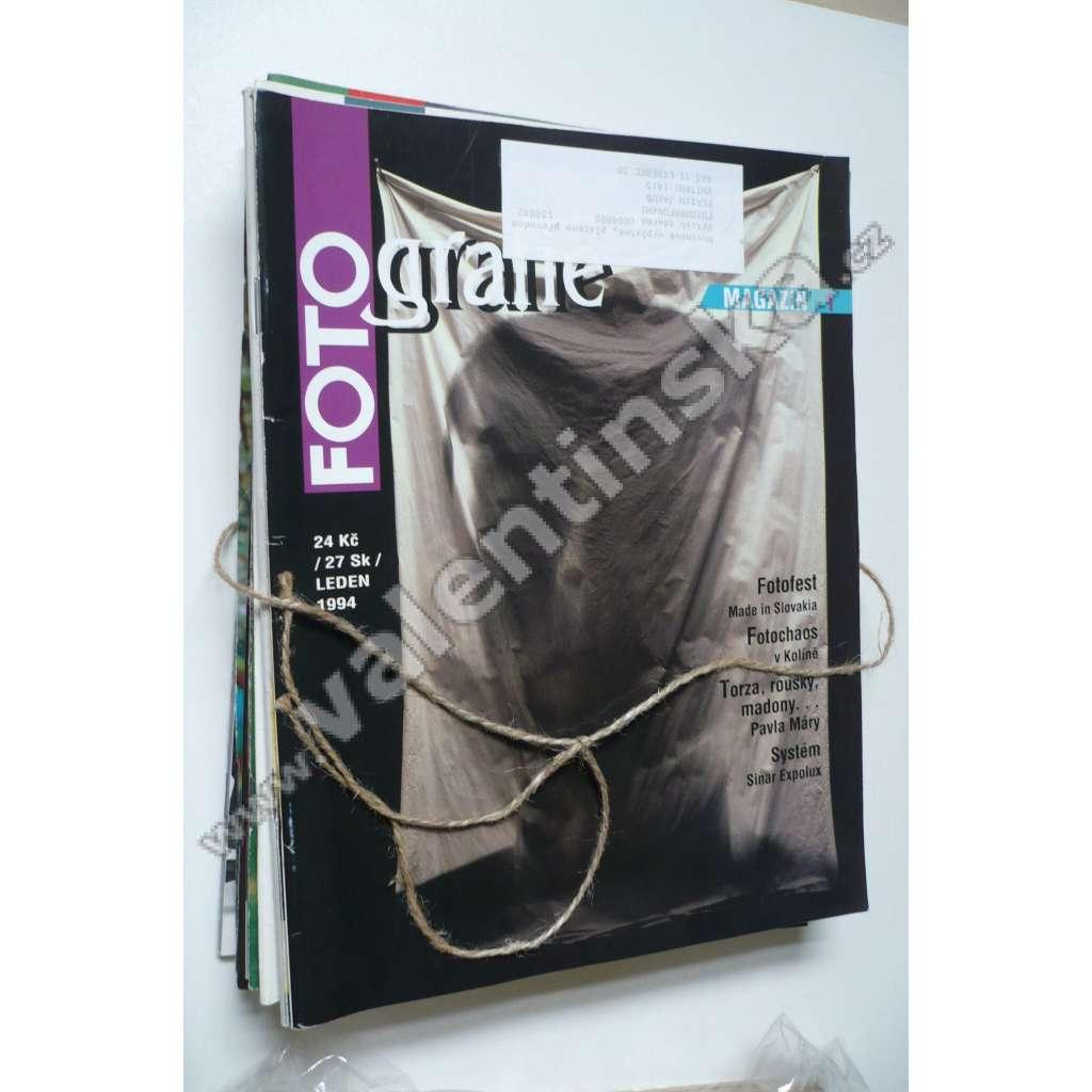 časopis Fotografie,1994