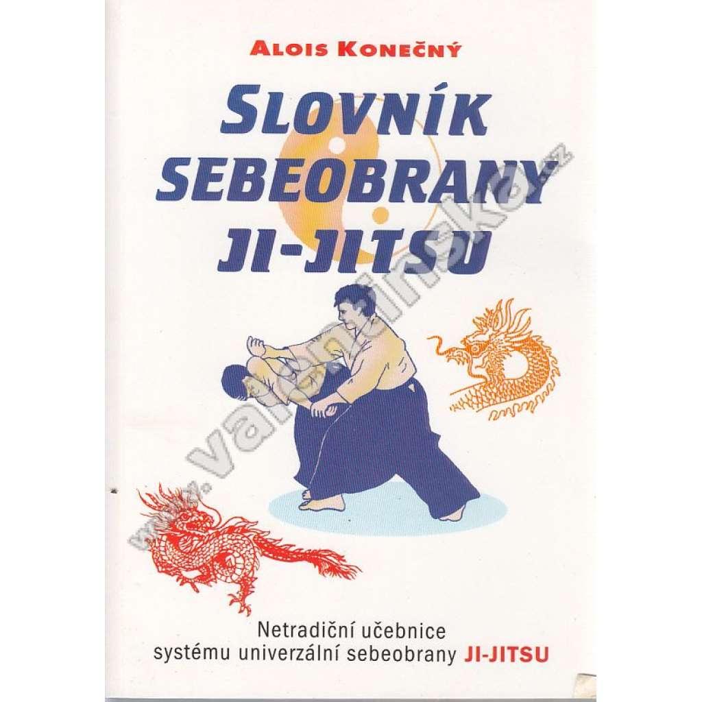 Slovník sebeobrany (Ji-jitsu)