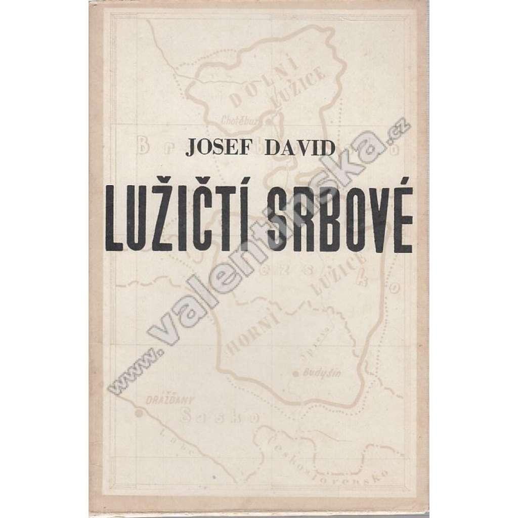 Lužičtí Srbové (exilové vydání!)