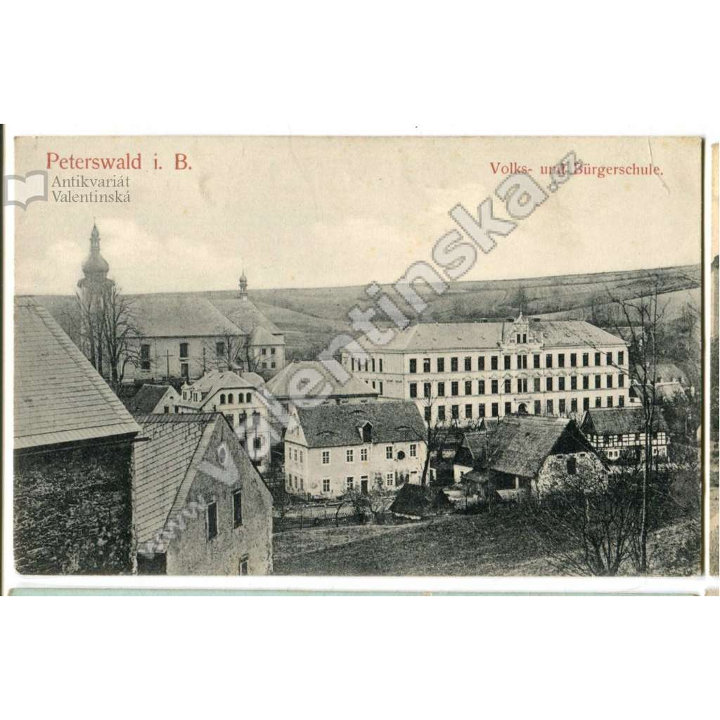 Petrovice,  Peterswald