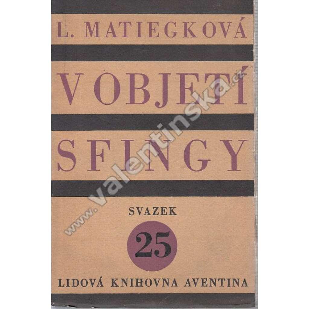 V objetí sfingy (ed. Lidová knihovna Aventina)