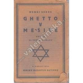 Ghetto v mešitě (ed. Knihy dobrých autorů)