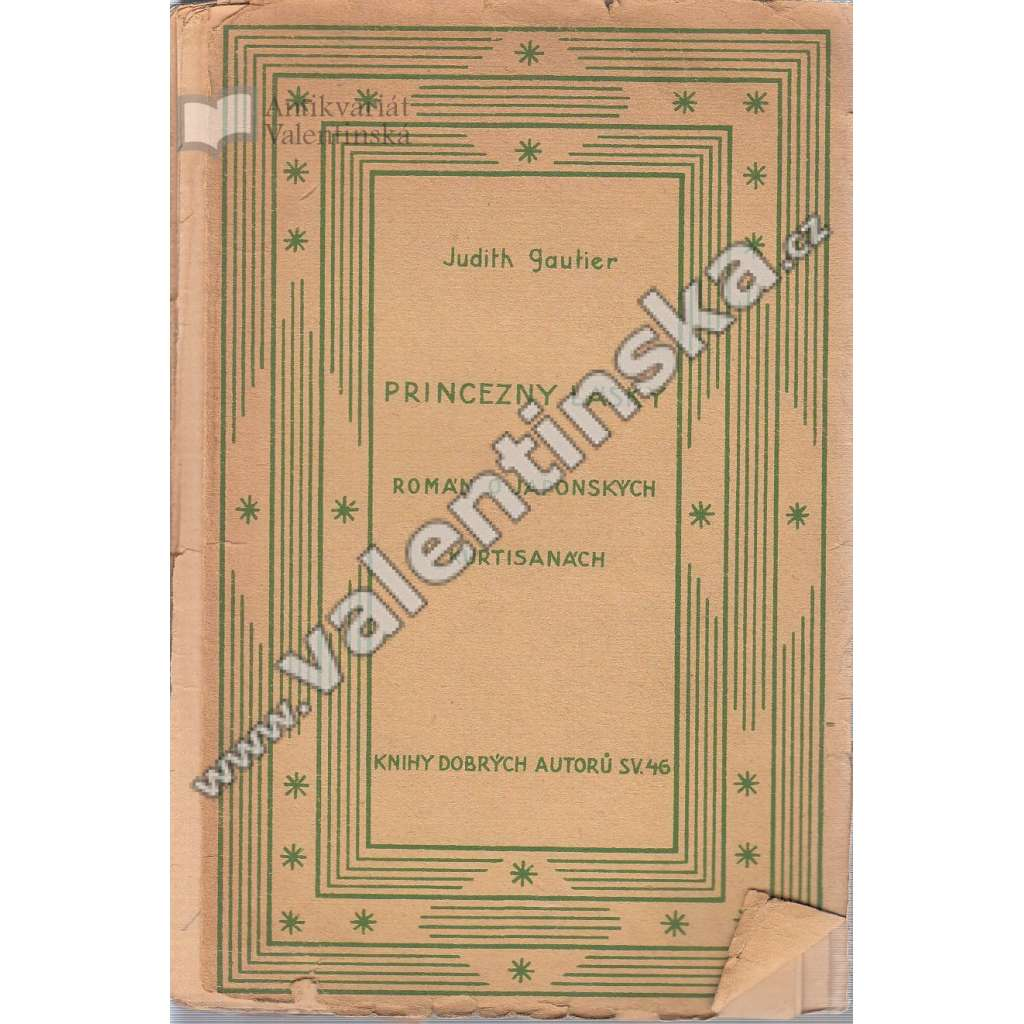 Princezny lásky (ed. Knihy dobrých autorů)