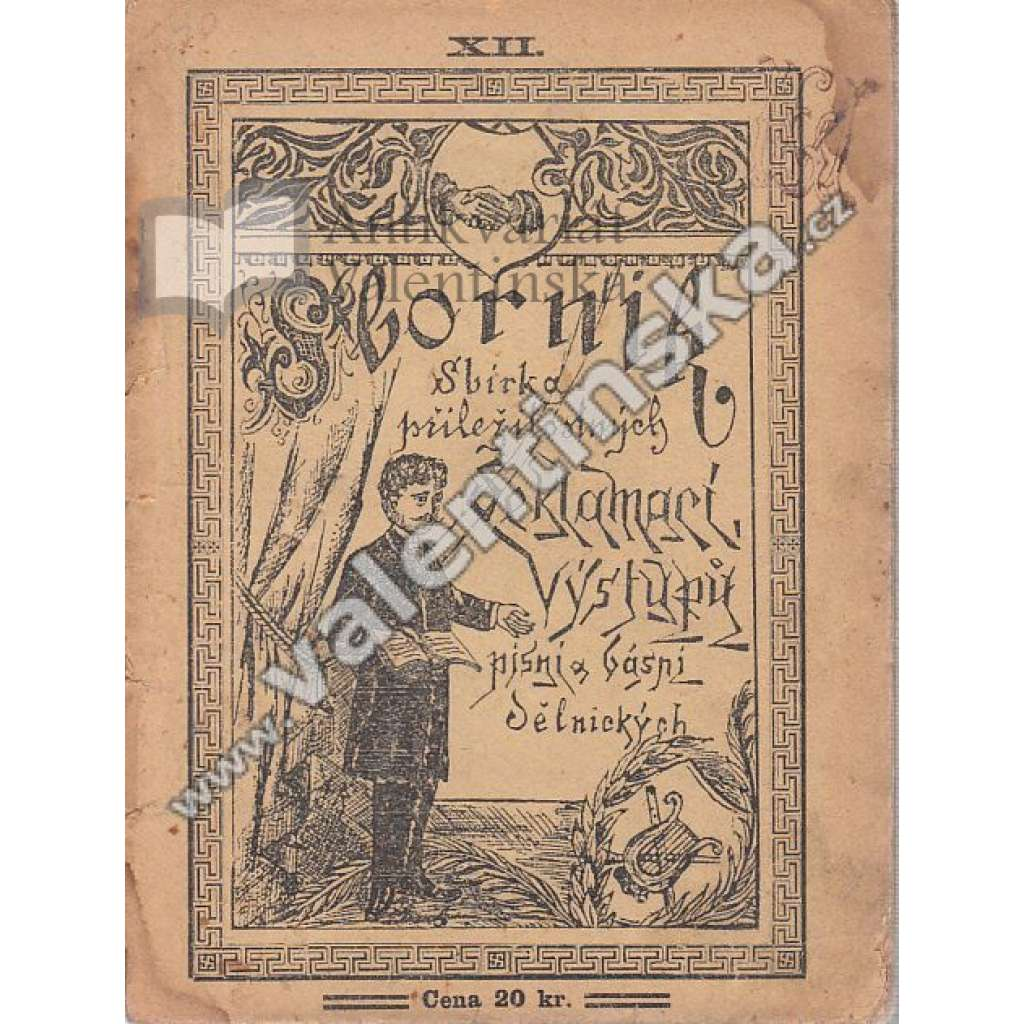 Sborník: Sbírka příležitostných deklamací..., XII.