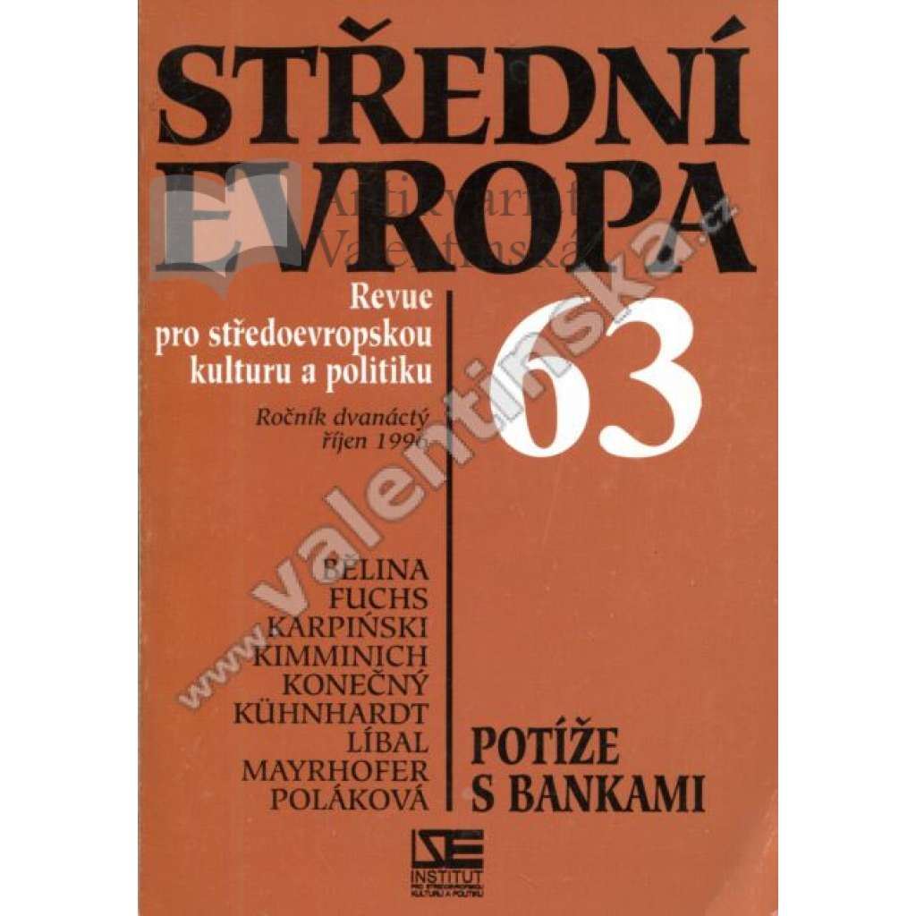 Střední Evropa 63