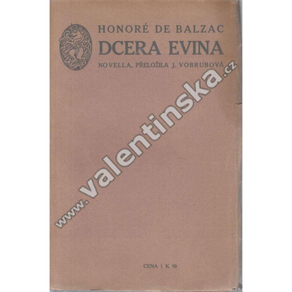 Dcera Evina (ed. Knihy dobrých autorů)