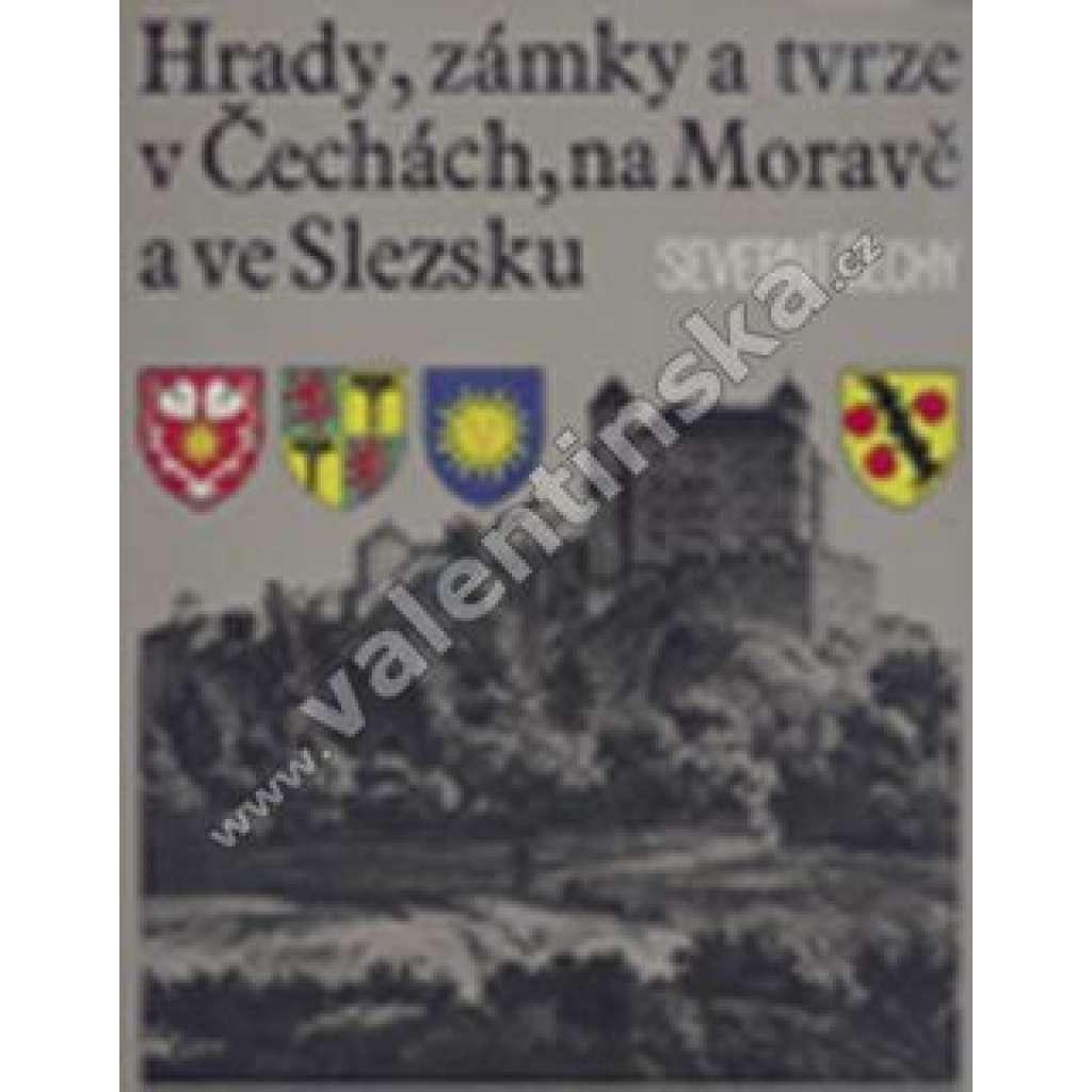 Hrady, zámky a tvrze - Severní Čechy