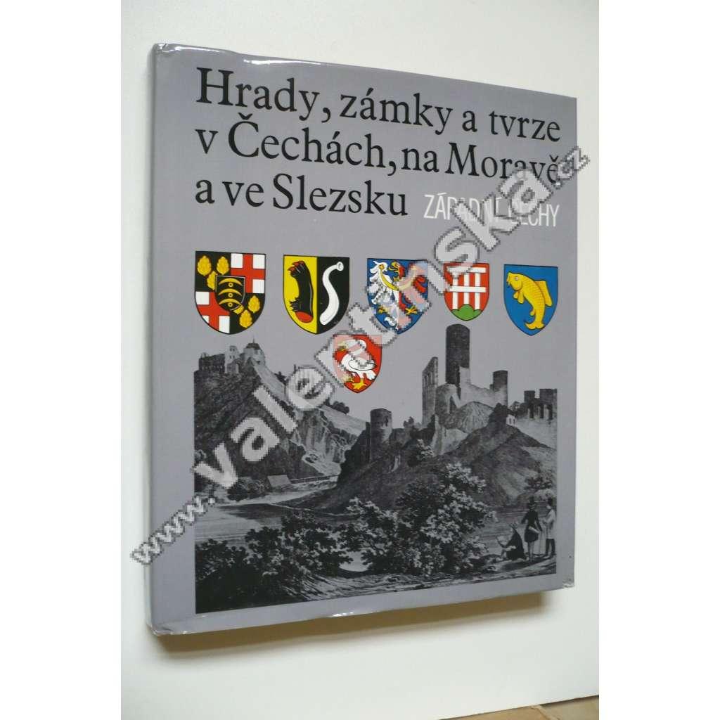 Hrady, zámky a tvrze - Západní Čechy